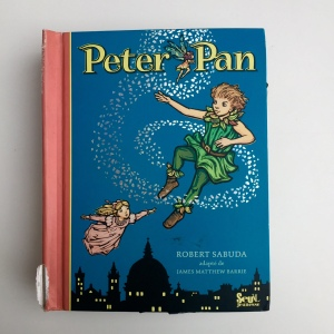 """Peter Pan"" ""Robert Sabuda"" pop-up"