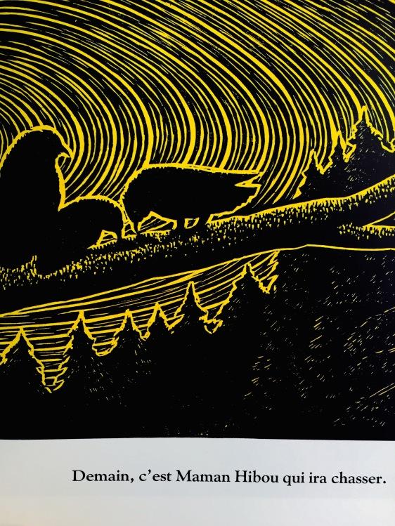 """Le Lac aux Hiboux"" de Keizaburo Tejima"